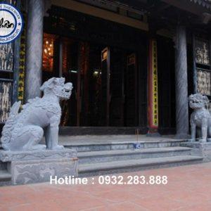 Mẫu Nghê Việt Bằng Đá -NV02