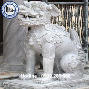 Mẫu Nghê Việt Bằng Đá -NV09