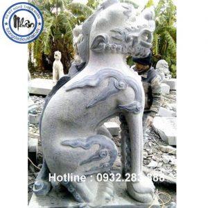 Mẫu Nghê Việt Bằng Đá -NV10