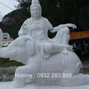 Tượng Phật Bà Quan Âm -QA01