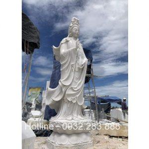 Tượng Phật Bà Quan Âm -QA03