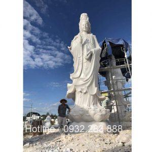 Tượng Phật Bà Quan Âm -QA04