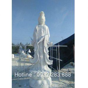 Tượng Phật Bà Quan Âm -QA05