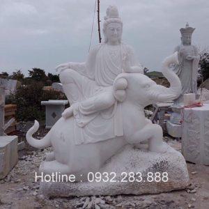 Tượng Phật Bà Quan Âm -QA07
