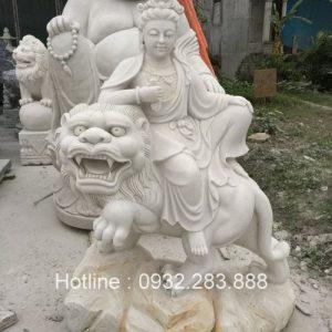 Tượng Phật Bà Quan Âm -QA09
