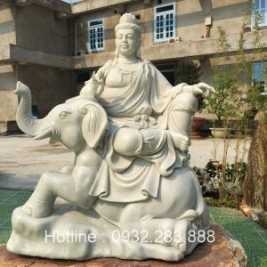 Tượng Phật Bà Quan Âm -QA10