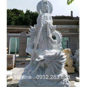 Tượng Phật Bà Quan Âm -QA13