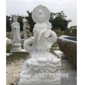Tượng Phật Bà Quan Âm -QA14