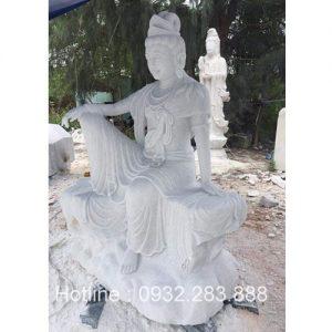 Tượng Phật Bà Quan Âm -QA15