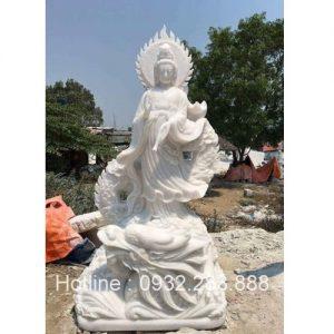 Tượng Phật Bà Quan Âm -QA18