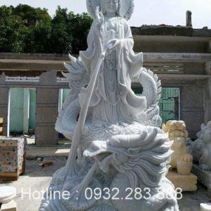 Tượng Phật Bà Quan Âm -QA19