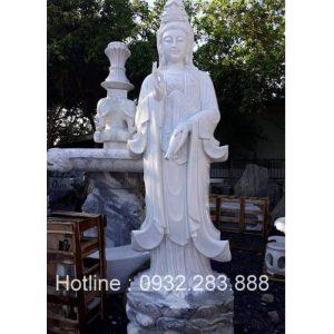 Tượng Phật Bà Quan Âm -QA20