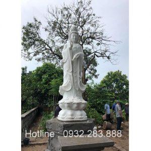 Tượng Phật Bà Quan Âm -QA24