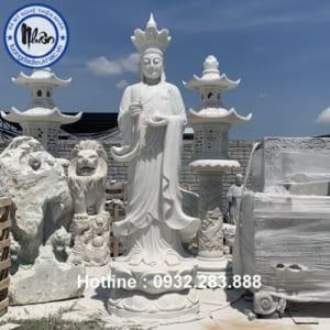 Tượng Ông Địa Tạng Vương _ DTV10