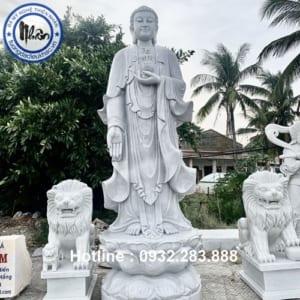 Tượng Phật A DI ĐÀ _TNS02