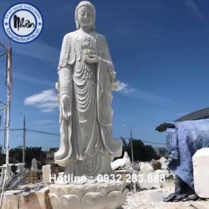 Tượng Phật A DI ĐÀ _TNS03