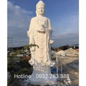 Tượng Phật A DI ĐÀ _TNS05