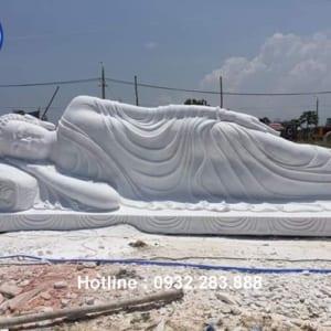 Tượng Phật Nhập Niết Bàn _TNS03