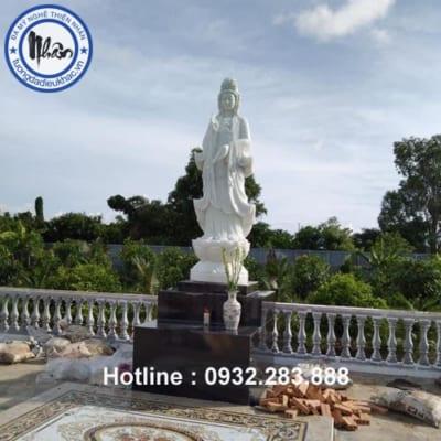 Tượng Phật Bà Quan Âm -QA26