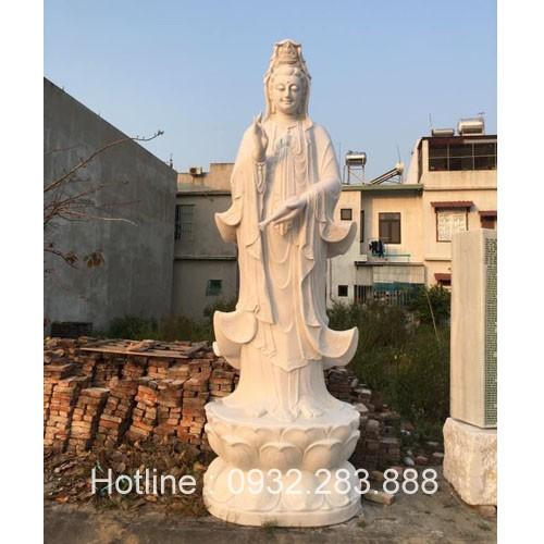 Tượng Phật Bà Quan Âm -QA28