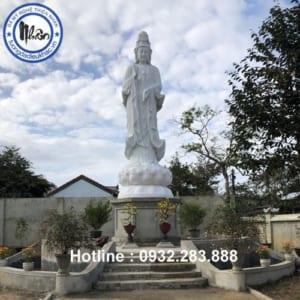 Tượng Phật Bà Quan Âm -QA31