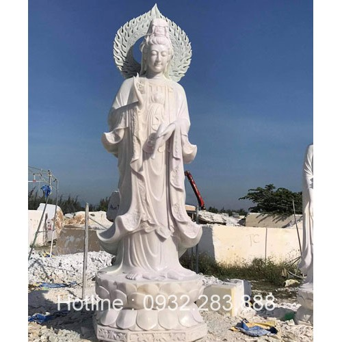 Tượng Phật Bà Quan Âm -QA35